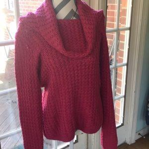 Banana Republic Pink Sweater